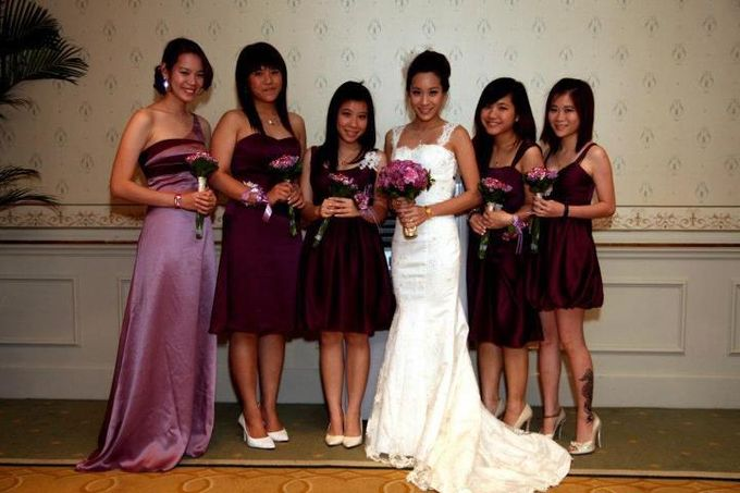 Bridesmaids by After Twelve Gown - 001