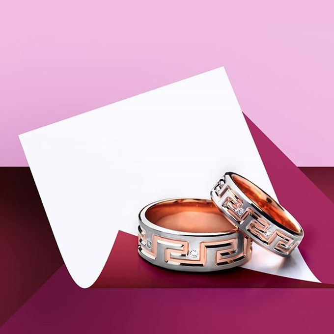 WEDDING RING by Lino and Sons - 028