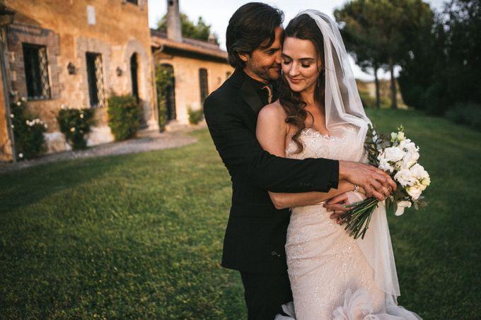 Weddin in Rome by Ruslana Regi makeup artist in Italy - 002