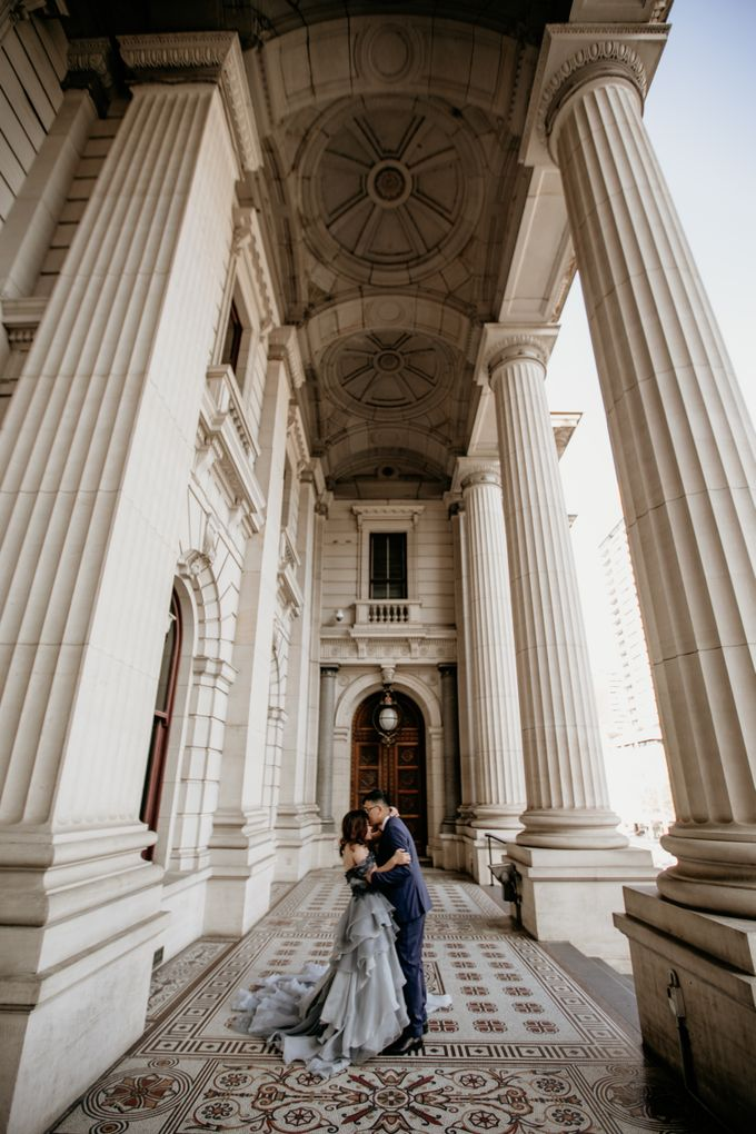 Melbourne | Prewedding Jeffri & Jessica by Monchichi - 012