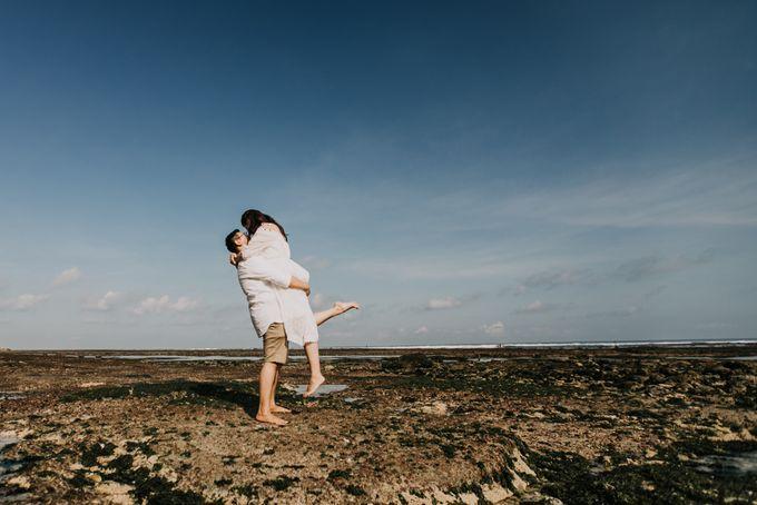 Bali  | Prewedding Malvin & Siska by Monchichi - 009