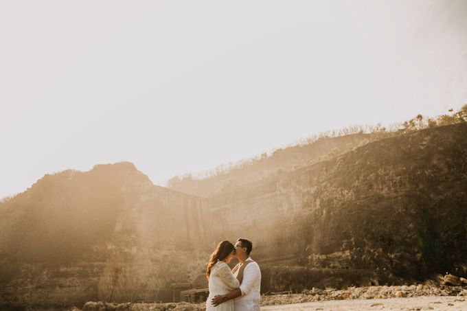 Bali  | Prewedding Malvin & Siska by Monchichi - 011