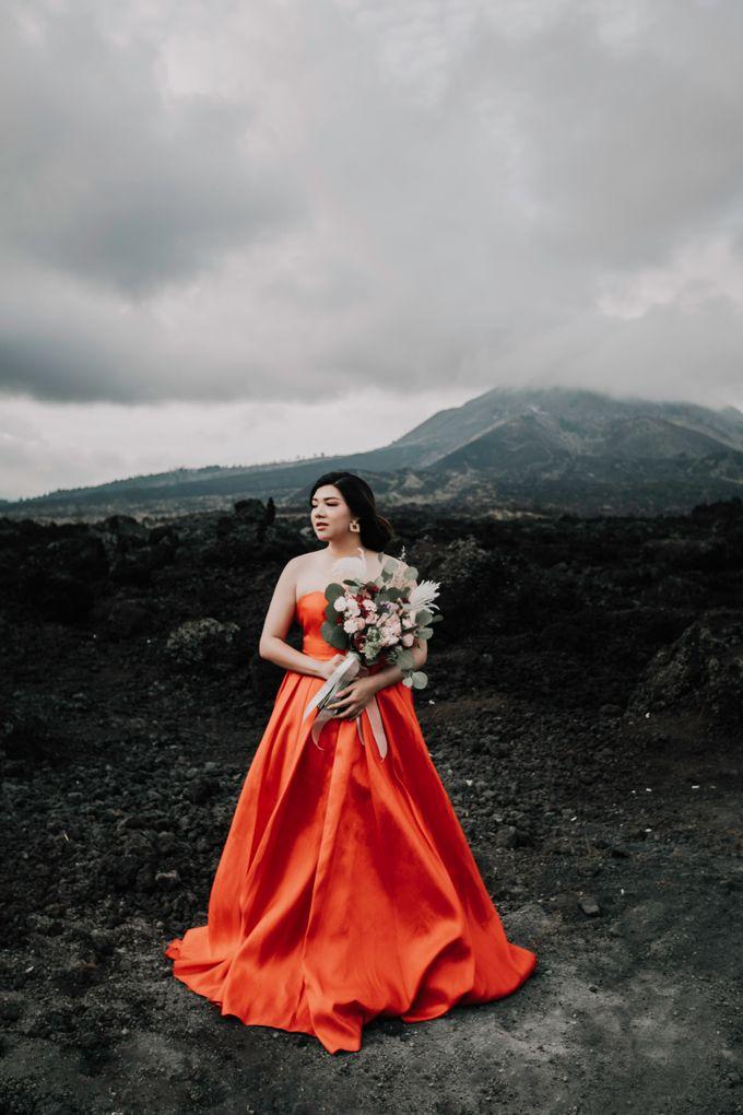 Bali  | Prewedding Malvin & Siska by Monchichi - 001