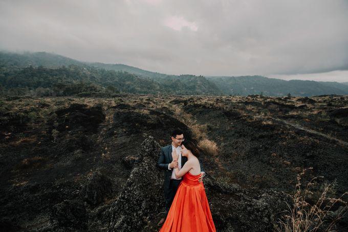 Bali  | Prewedding Malvin & Siska by Monchichi - 003