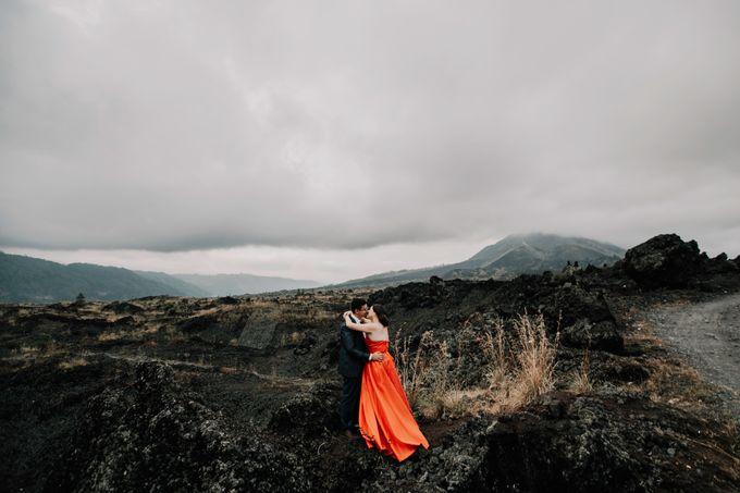 Bali  | Prewedding Malvin & Siska by Monchichi - 004