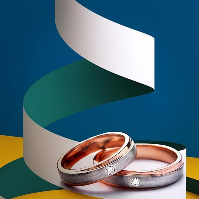 WEDDING RING by Lino and Sons - 025