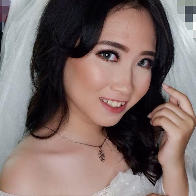 Wedding makeup by Vnimakeupartist - 005