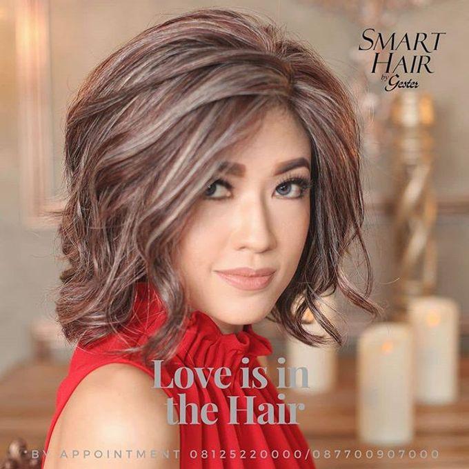 Smart Hair & Skin Wig untuk solusi rambut tipis by Gester Bridal & Salon Smart Hair - 001