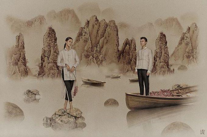 Baim Wong & Paula Verhoeven by Leo Vir - 006