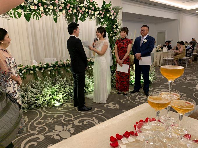 MC Wedding The Tribrata Dharmawangsa Hotel Jakarta - Anthony Stevven by Anthony Stevven - 003