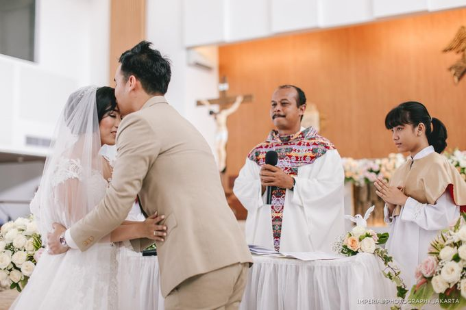 The One My Soul Loves | Kevin + Indy Wedding by Imperial Photography Jakarta - 037