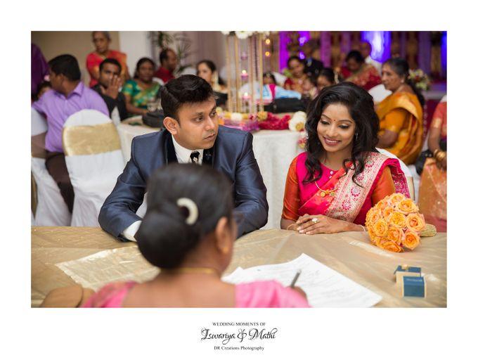 Wedding of Ishwariya & Mathi by DR Creations - 039