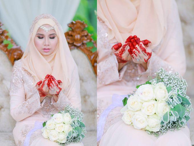 RAIHANA & MOHAMMAD by The Rafflesia Wedding & Portraiture - 035