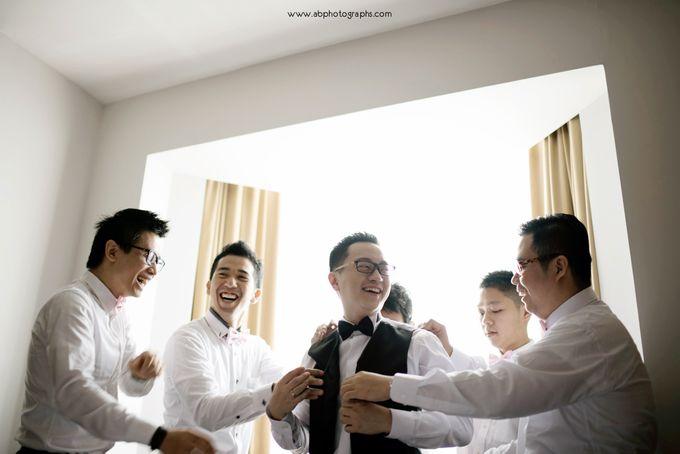 THE WEDDING OF RICHARD & LYDIA by Cynthia Kusuma - 037