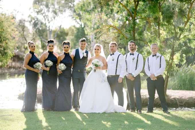 Barossa Valley Wedding by AKIphotograph - 032