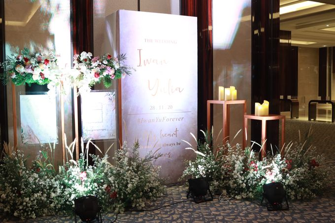 New Normal Wedding Jazz Entertainment at Sheraton Jakarta - Double V entertainment by Double V Entertainment - 006