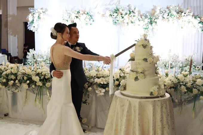 MC Wedding Intimate Fairmont Jakarta - Anthony Stevven by Anthony Stevven - 017