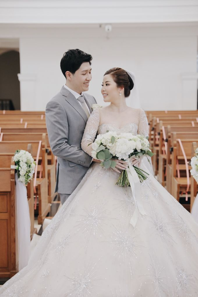 The Wedding of Alvin & Febriyana by Lavene Pictures - 024