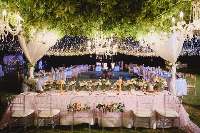 Wedding of Vina & Simon by Hilton Bali Resort - 006