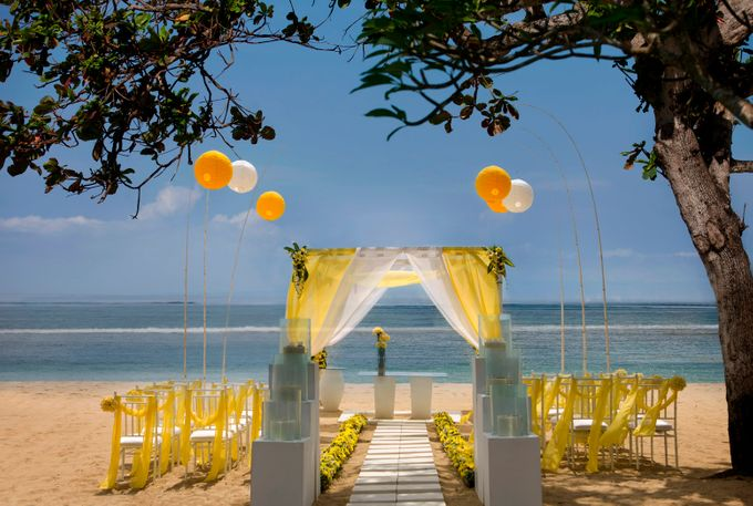 Wedding at The Westin Resort Nusa Dua, Bali by The Westin Resort Nusa Dua, Bali - 003