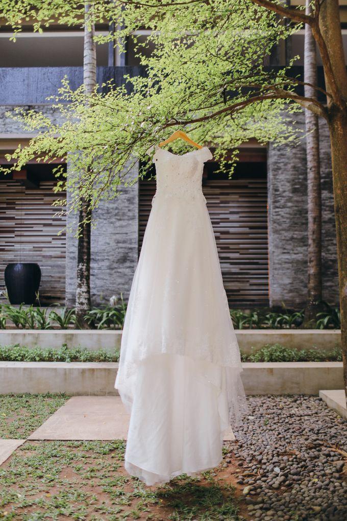 Wedding of Lin Kunkun and Yang Yiqiu by Courtyard by Marriott Bali Nusa Dua - 026