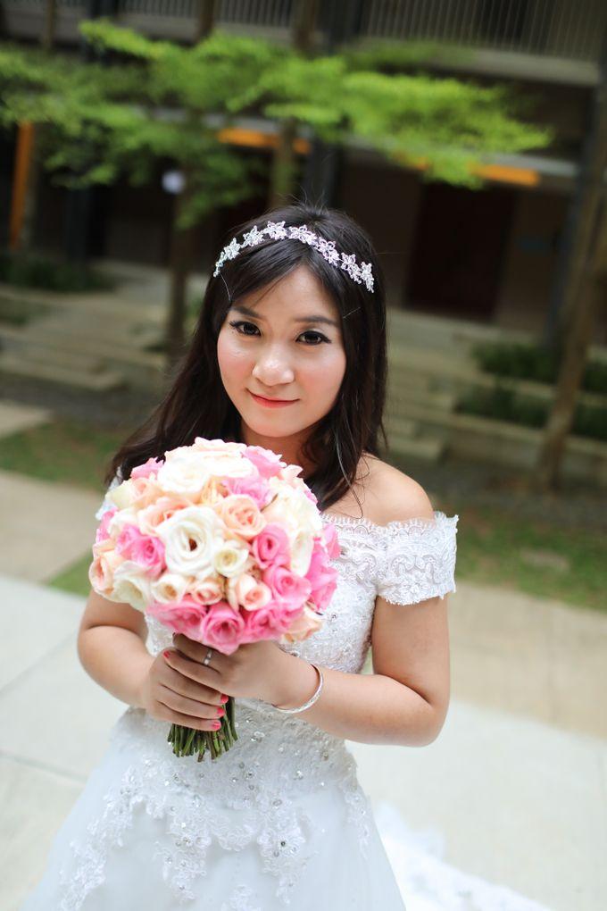 Wedding of Lin Kunkun and Yang Yiqiu by Courtyard by Marriott Bali Nusa Dua - 032