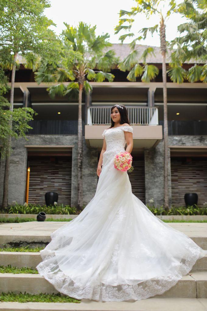 Wedding of Lin Kunkun and Yang Yiqiu by Courtyard by Marriott Bali Nusa Dua - 033