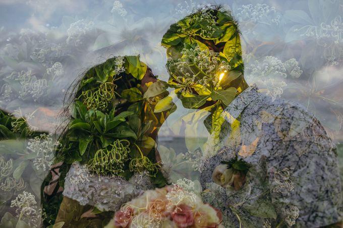 Wedding of Lin Kunkun and Yang Yiqiu by Courtyard by Marriott Bali Nusa Dua - 001