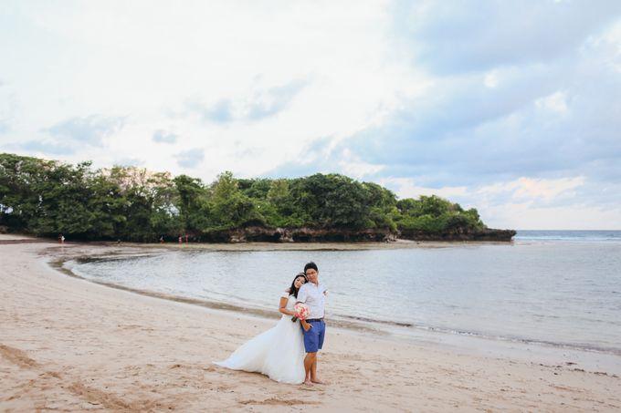 Wedding of Lin Kunkun and Yang Yiqiu by Courtyard by Marriott Bali Nusa Dua - 005