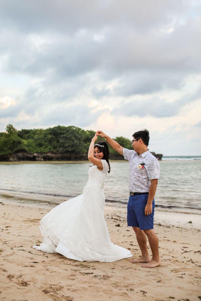 Wedding of Lin Kunkun and Yang Yiqiu by Courtyard by Marriott Bali Nusa Dua - 006