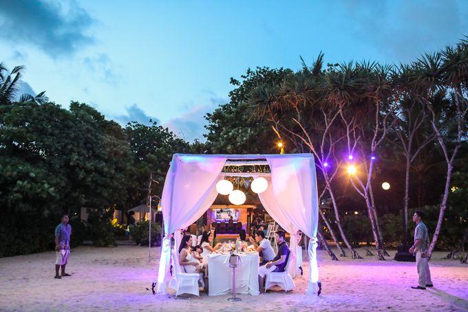 Wedding of Lin Kunkun and Yang Yiqiu by Courtyard by Marriott Bali Nusa Dua - 008