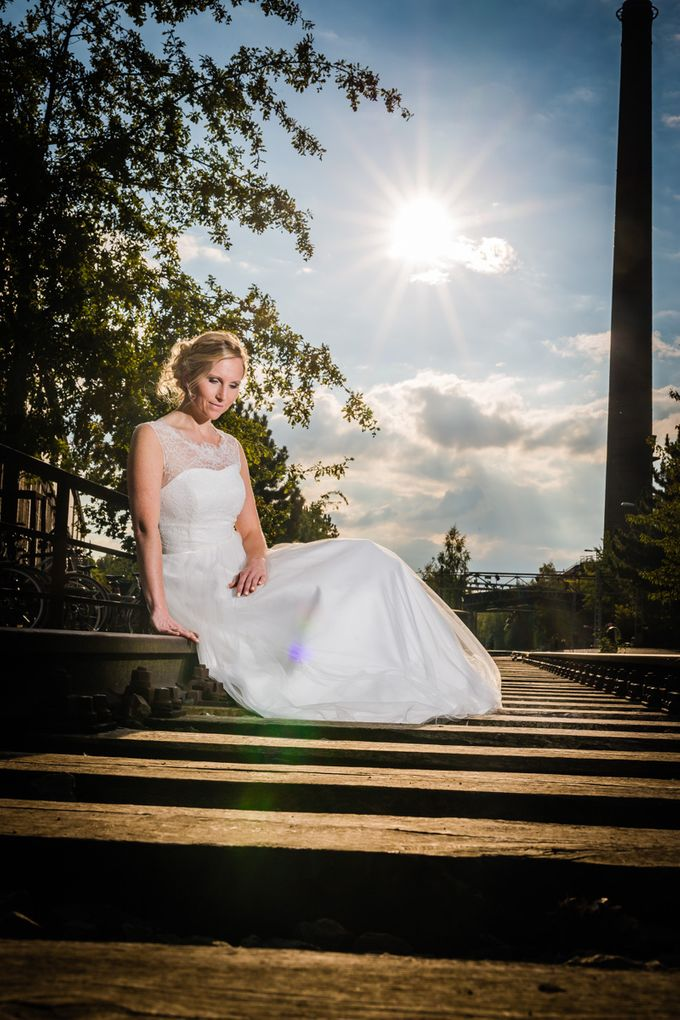 romantic style by InMoment Wedding Photography - 011