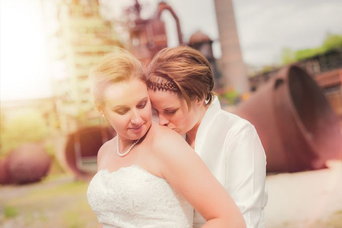 romantic style by InMoment Wedding Photography - 015