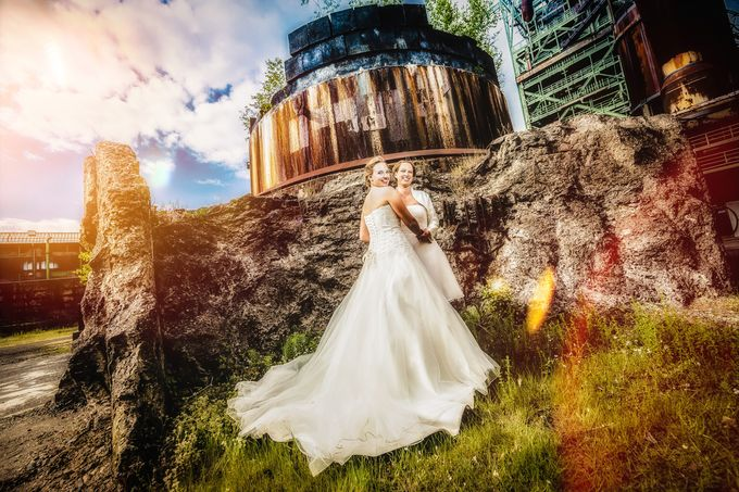 modern Style by InMoment Wedding Photography - 021