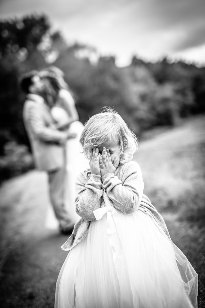 Black and White by InMoment Wedding Photography - 009