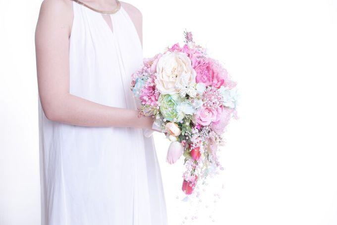 Luxurious Bouquet by LUX floral design - 012