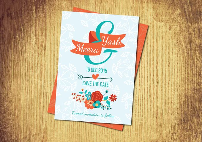 Printed Invitations by Let's Announce - 003