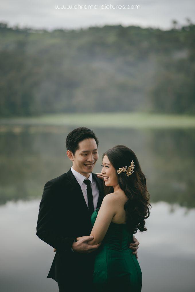 Derrick & Sonia Prewedding by Chroma Pictures - 003