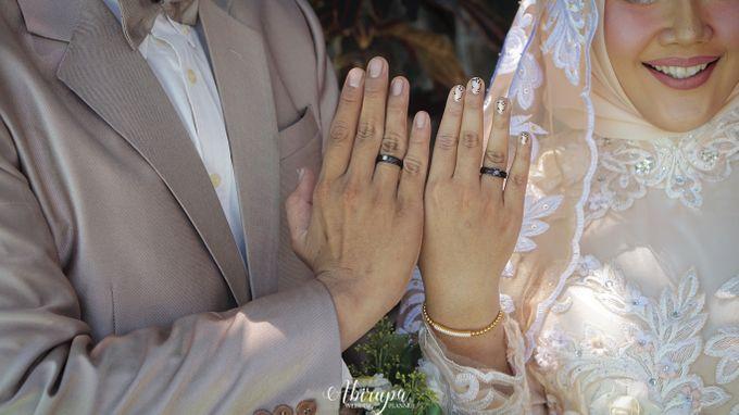 Poolside Wedding Party of Elvira & Irfan by Abirupa Wedding Planner - 015