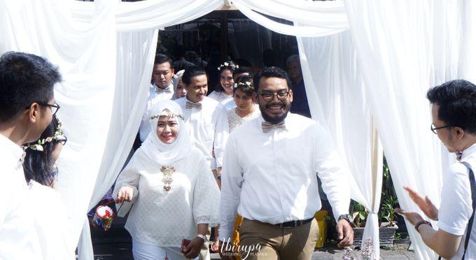 Poolside Wedding Party of Elvira & Irfan by Abirupa Wedding Planner - 019