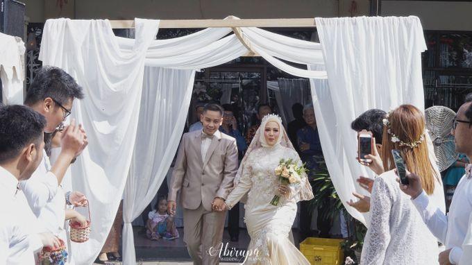 Poolside Wedding Party of Elvira & Irfan by Abirupa Wedding Planner - 020