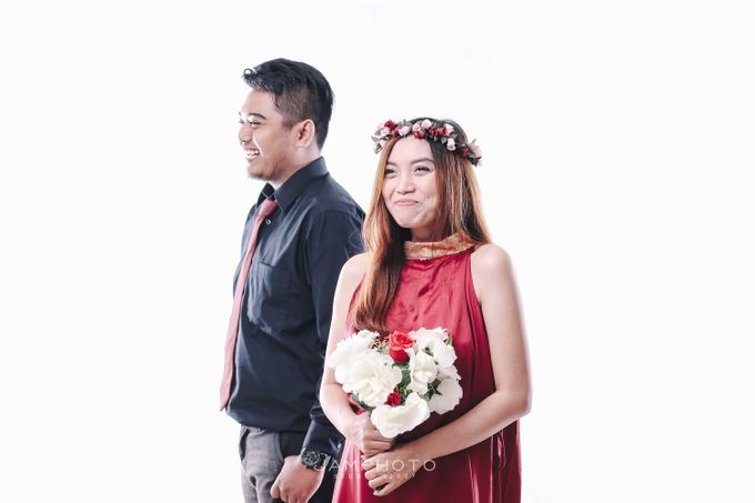 prewedding from kak chalista & kak fachrul by JaMphotostudio - 003