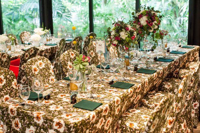 Our Wedding Showcase 2016 by Halia at Singapore Botanic Gardens by The Halia - 003