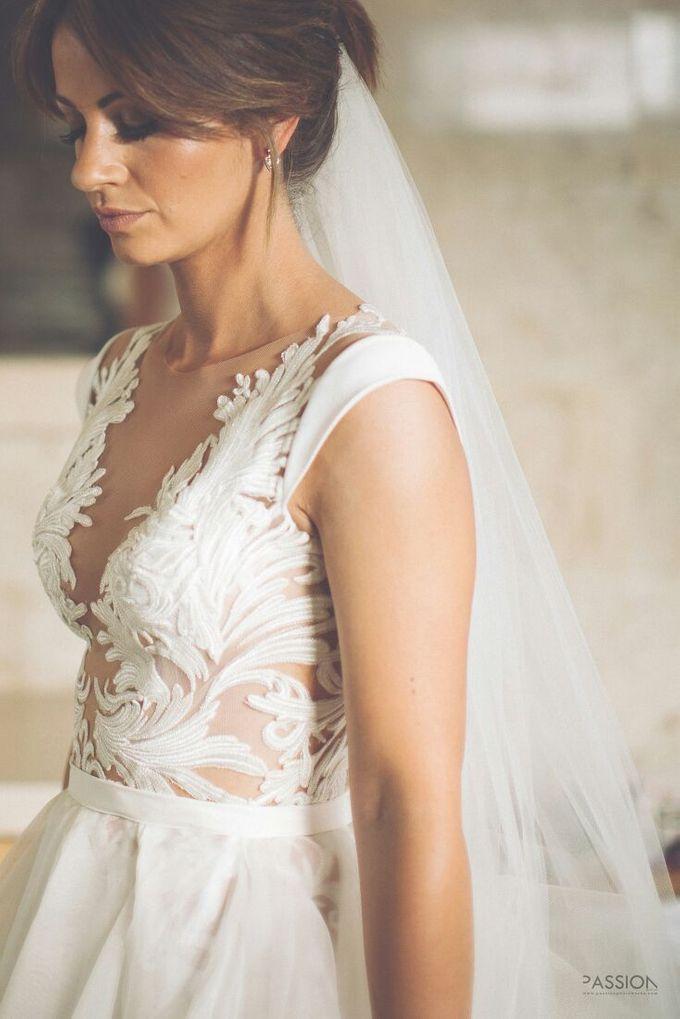 Nagisa Bali Wedding For Tahlia & Cam by Nagisa Bali - 003