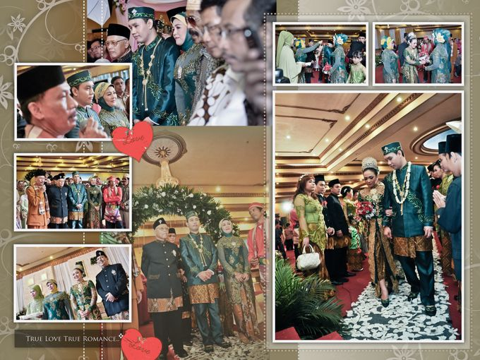 The Wedding Rindi dan Hilmi - Reseption by Citra Production - 003