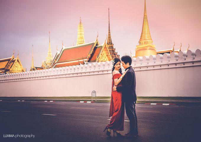 Adhi & Vrety Prewedding by Luxima Photography - 002