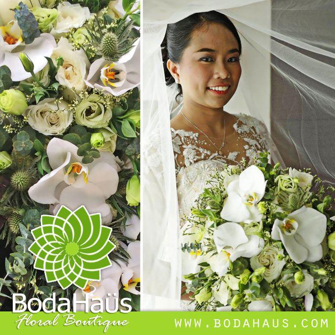 Mike & Dahl Wedding by Bodahaus - 018