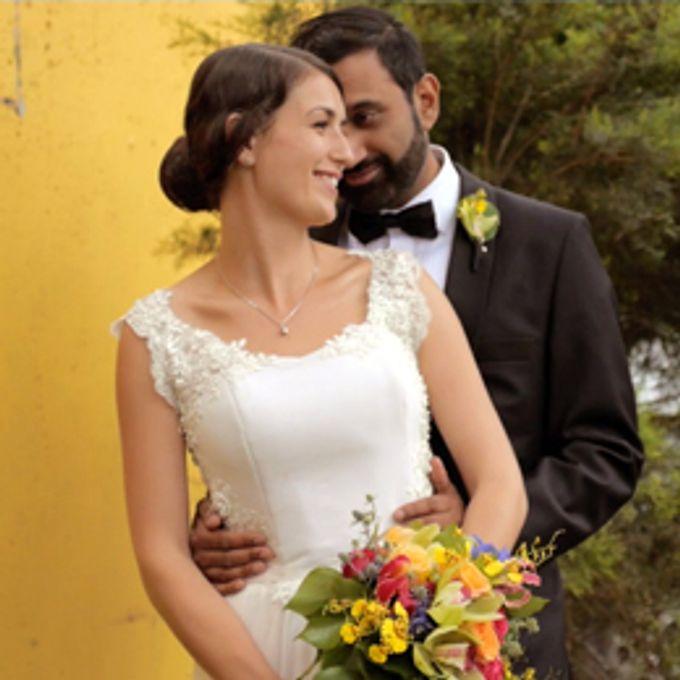 Ruth & Raja Wedding by Bright Day Films - 002