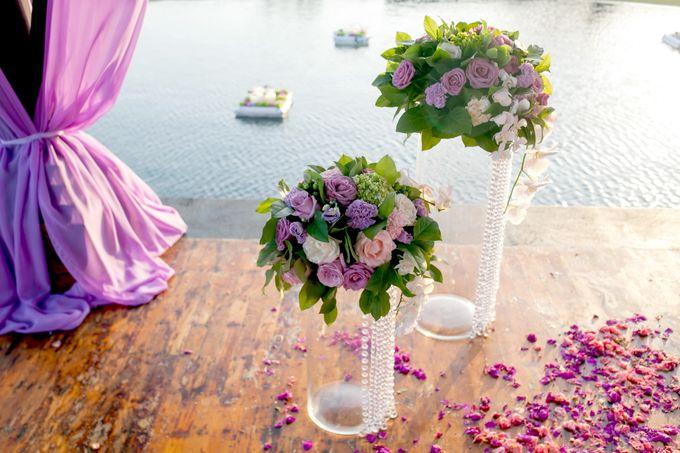 Purple wedding by Bali Angels - 009