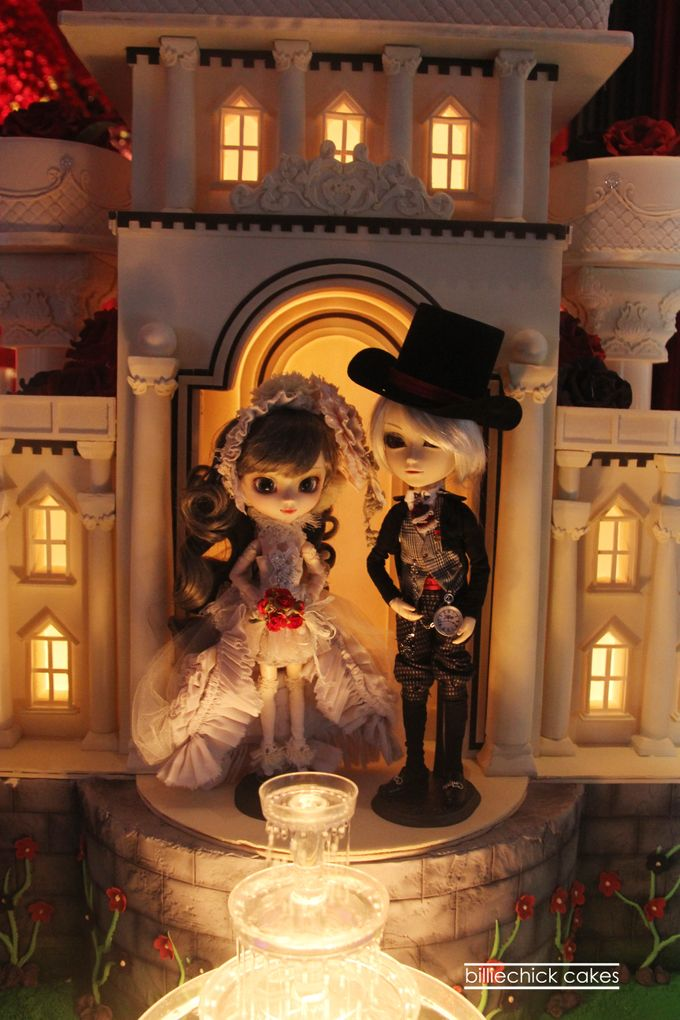 The Castle For robbin and Meyliana by Billiechick Indonesia - 003